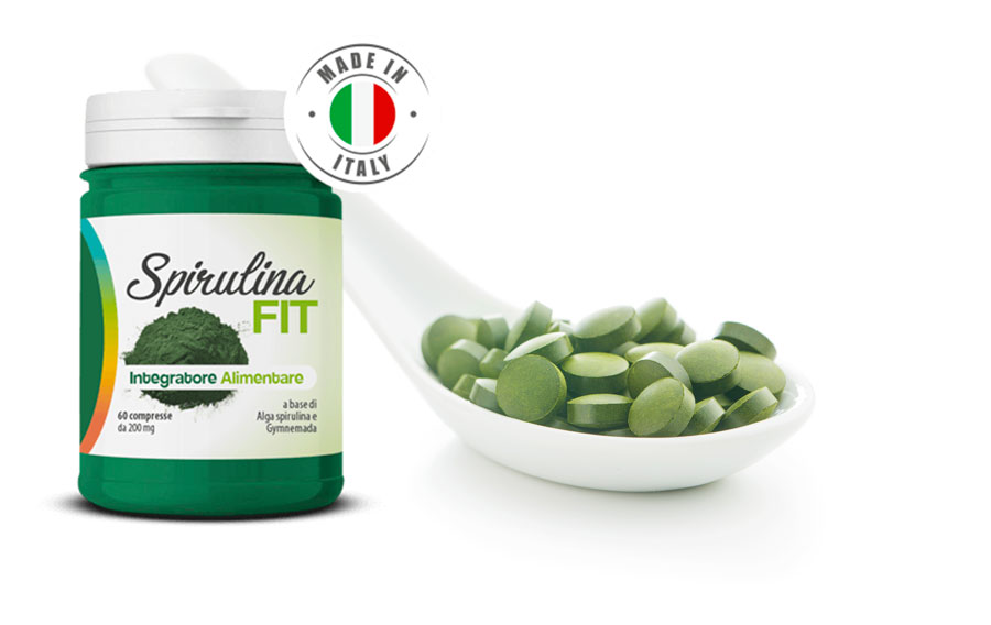 spirulina fit integratore dimagrante