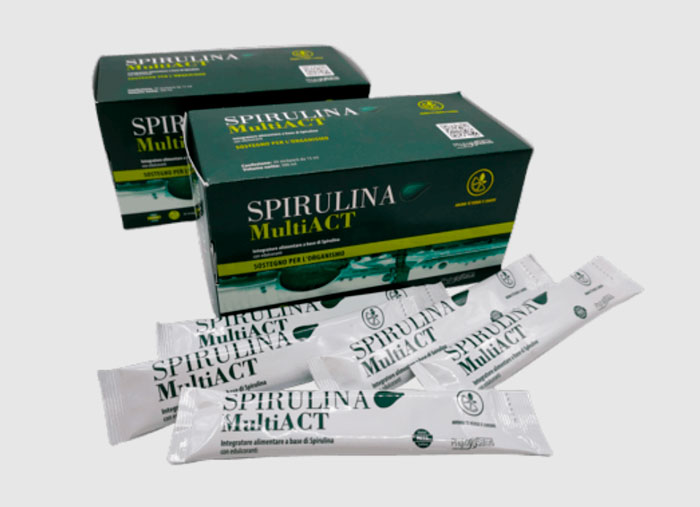 spirulina multi act